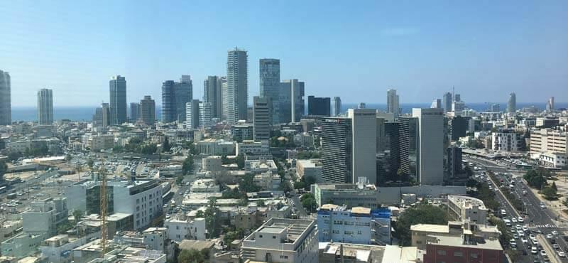 השכרת משרדים בתל אביב